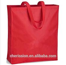 Wholesale reusable non woven shopping bag