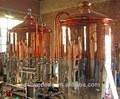 100 lsaccharification System bier machen/Sudhaus für das Brauen