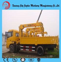 China Professional Telescopic Stick Truck Crane Manufacturer