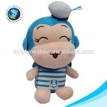 custom plush monkey toy, stuffed monkey plush toy, soft toy plush monkey