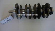 Car Engine mazda 2.3 crankshaft in stock for sale