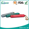 de colores personalizados de plástico llavero de recuerdo de promoción de productos al por mayor