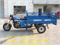 XINGDA MOTO China factory 150cc cargo tricycle