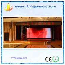 Wholesale p5 indoor full color transparent led net screen