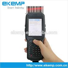 EKEMP Windows Handheld Terminal support 1D/2D barcode X6
