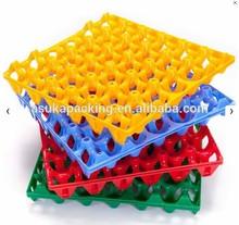 Solid egg storage tray 30 holes plastic egg storage tray