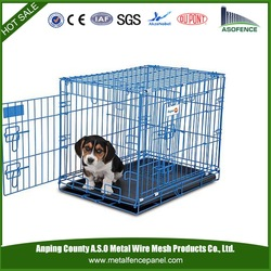 China wholesale dog fence cage / big dog cage / large dog cage for sale