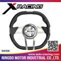 Xracing- 2015 sw306 universal carro volante/parte alta qualidade volante de carro