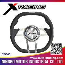 XRACING-2015 SW306 universal car steering wheel/High Quality Part car Steering Wheel