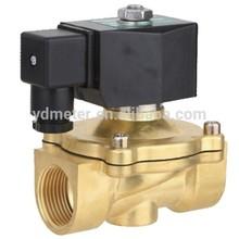 Long time working vacuum solenoid valves