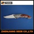 ประเทศจีนกระเป๋ามีดอยู่รอดมีดอยู่รอดมีดพับที่ดีที่สุด