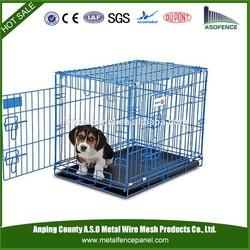 China wholesale commercial dog cage / iron dog cage
