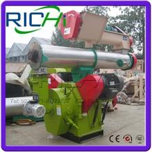 Small Wood Pellets Fuel Making Machine / Wood Pellet Machine For Fuel