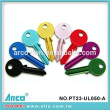 UL050 Type Blank Key, Universal Key Blank
