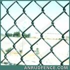 PVC garden fence