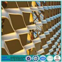 Steel plate metal expander / stretch metal mesh panel