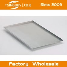 460*720mm machine punch aluminum baking sheet pan/small aluminum ashtray