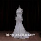 Romantic crystal bridal dress mother