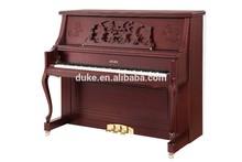 keyboard chestnut upright piano 125M3(C-Y)