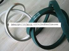 white color v-belt , v belt from factory