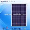 بولي الألواح الشمسية 175w مكونات الخلية الشمسية