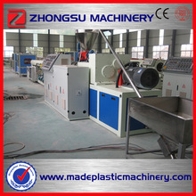 New Designed Save Energy SJSZ65/132 Twin Screws water and gas pipe extruder machine in China