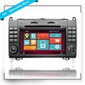 Al-9301 ce certificazione tuv auto touchscreen radio per mercedes benz w169 w245
