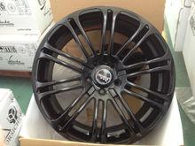 Alloy car tire wheel rim