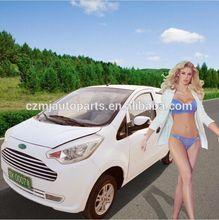 electric smart car with Certification L6e/L7e for European market
