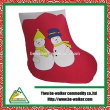 Kawaii socks shape pillow toy for kids
