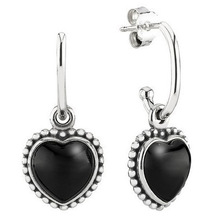 Good quality new style heart cuff earring heart