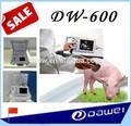 Escáner de ultrasonido para equinos& caballo de cerdo de la máquina de ultrasonido dw600