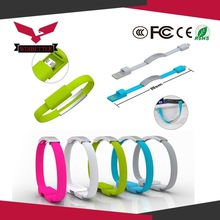 Micro USB Charger Cable Charging & Data Sync Cord Fashion Bracelet