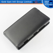 Genuine Synthetic Luxury Leather PU Case Flip Cover For Lumia N820