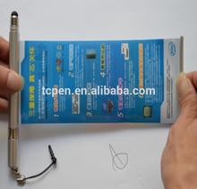 Special Touch stylus pen branded stylus pen in Photo pen
