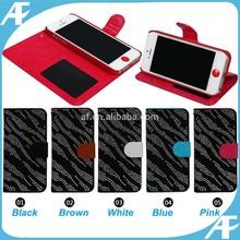 Bling bling Wholsales Leather case for LG G3 case with Stand; PU leather case for LG G3