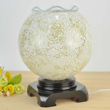 wholesale meijuya oil burner glass oil lamp with wicks electric table lamp party supplies G1725