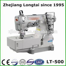 LT-500 interlock different kinds sewing machine