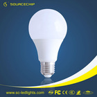 china supplier 90LM/W SMD5630 e27 led bulb 7w equivalent
