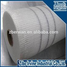 Building construction materials ZrO2 16.5% 145g alkali resistant mesh er fiber glass