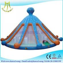 Hansel 2015 kids garden gaeme children outdoor playhouse kids inflatable trampoline