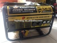 KAKA17700E gasoline generator set 3kw/3.0KVA Generator/gasoline generator with 168F engine