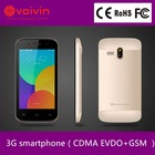 Hot sale cdma smartphone supplier ,4.0 inch android dual sim 3g cdma smartphone wholesale in china