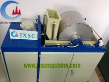 JXSC 1250gs hot selling lab magnetic separator machine for iron separating in lab