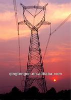 230 KV Transmission Line Steel Tower