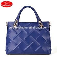Pure color female single shoulder handbag / shoulder bag/new design for spring