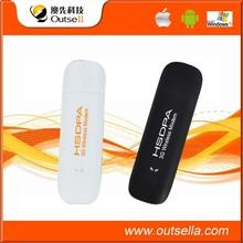HSDPA USB STICK SIM Modem 7.2MBPS 3G Wireless USB Dongle