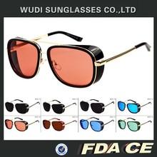 Tony Stark IRON MAN 3 Matsuda Sunglass Designer Brand Vintage Sun glasses Eyewear sunglasses manufactures