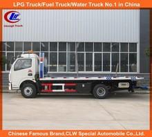4*2 Dongfeng Wrecker Truck 6Wheel Dongfeng Wrecker Heavy Duty Dongfeng rotator tow truck