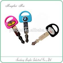 promo item novelty plastic car key shape ball pen